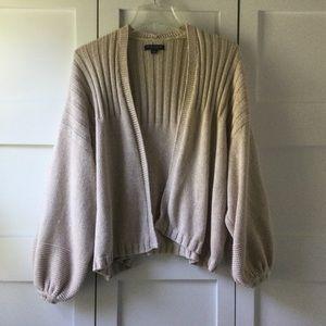 AEO Oversized Cozy Cardigan